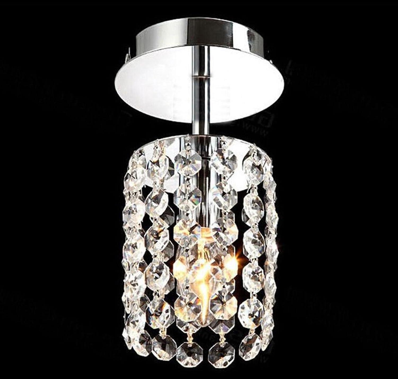 comprar mejor LTQ&qing LED 110-240V 1    G9 Simple LED luces de pasillo de cristal, sala de estar porche porche mini l¨¢mpara de techo, 110  220 (mm)  Mercancía de alta calidad y servicio conveniente y honesto.