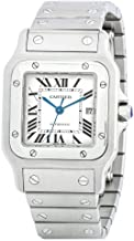 Cartier Santos Galbee Automatic Male Watch 2319 (Certified Pre-Owned)