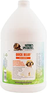 Nature's Specialties Quick Relief Neem Shampoo for Pets