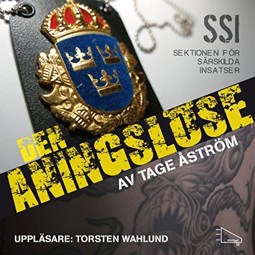 Den aningslöse audiobook cover art