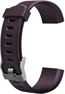 Bracelet Rechange pour Montre Connectée Homme, Accessoire de Montre Bracelet, Remplacement Coloré pour Montre Intelligente...