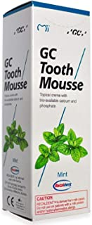 GC Mousse 40g Tube - 1 Pcs - Mint Toothpaste