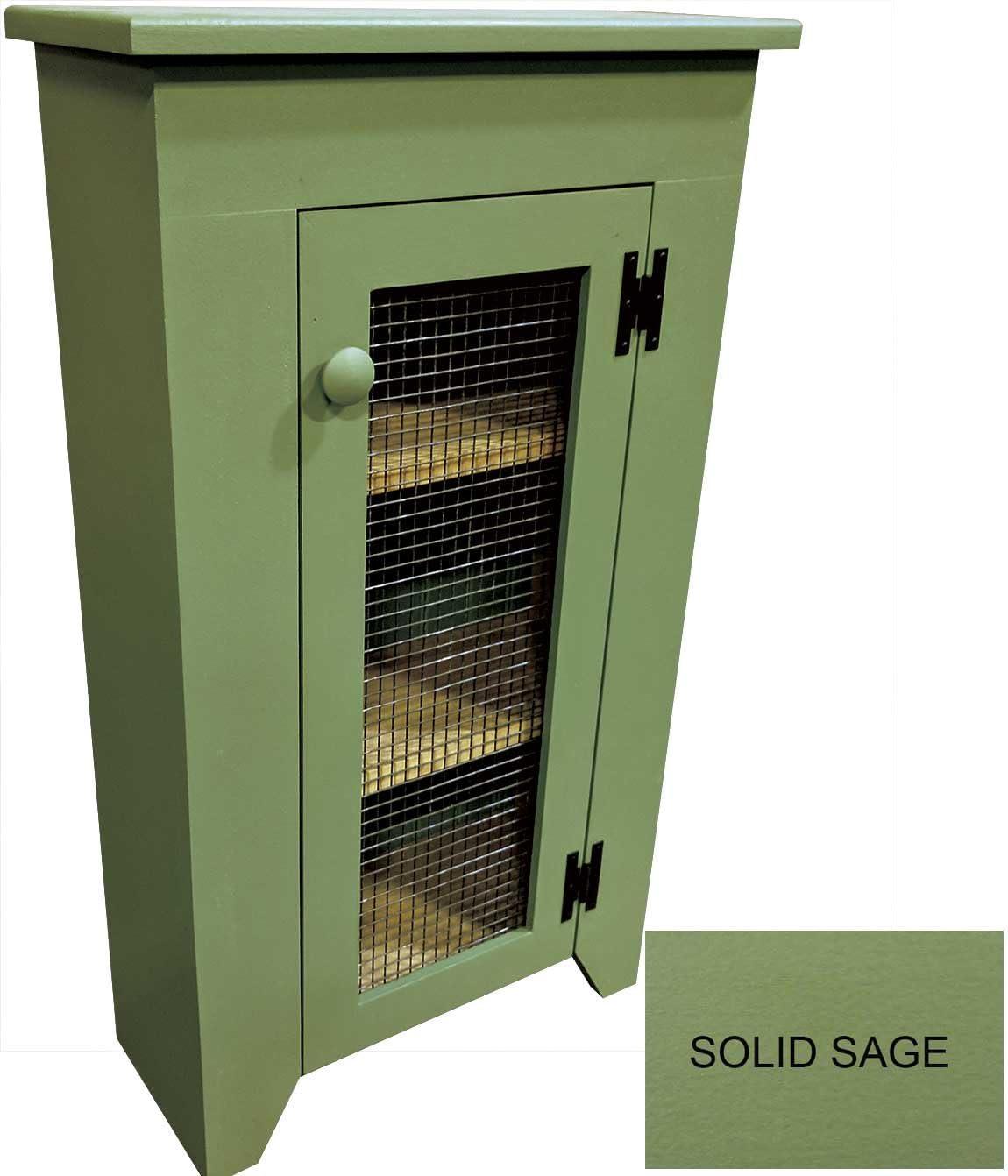 Narrow Cabinet Ranking TOP13 with Be super welcome Screen Solid Sage Door