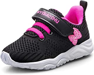 Bébé Filles Sneakers Enfants Bambin Fille Chaussures Premiers Pas Chaussures