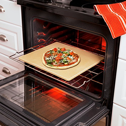 Honey-Can-Do Oven Rectangular Pizza Stone