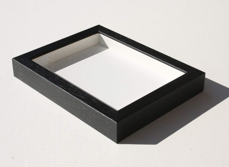 Shadowbox Gallery Ranking TOP3 Wood Max 71% OFF Frames - Black 24 x 30