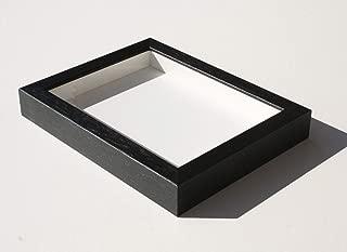 Shadowbox Gallery Wood Frames - Black, 20 x 24