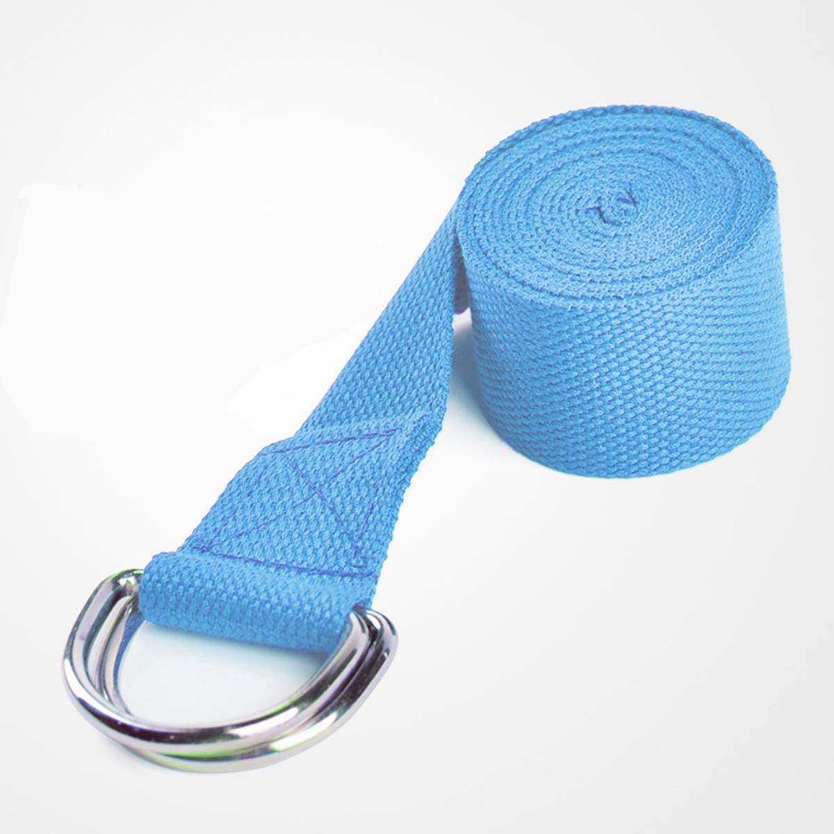 5Pcs Yoga Set for Beginners Equipment Exercise Ball Yoga Blocks and Straps Resistance Loop Band