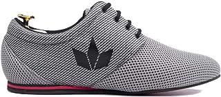 Zapatos de Baile Latino Hombre Daniel Sport EVO Grey - Bailar Bachata y Salsa