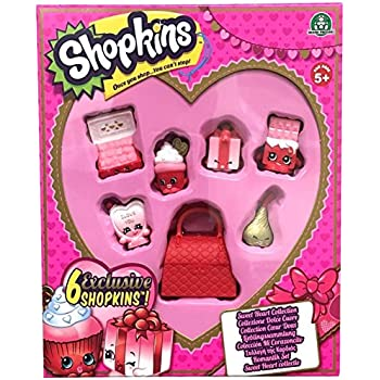 Shopkins Sweet Heart Collection Toy | Shopkin.Toys - Image 1