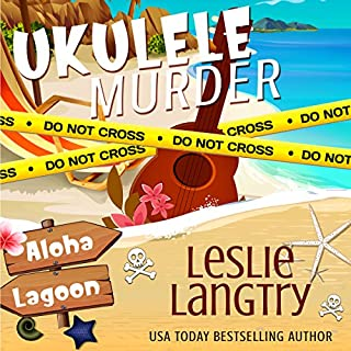 Ukulele Murder: A Nani Johnson Mystery audiobook cover art