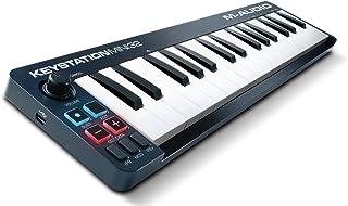 M-Audio Keystation Mini 32 Ultra-Portable 32-Key USB MIDI Keyboard Controller