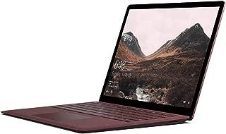 Microsoft Surface 笔记本电脑(*代)(英特尔酷睿 i7,8GB 内存,256GB) - *红色