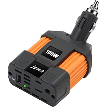 Cobra CPI-150 Micro Port 150 Watt Power Inverter Black