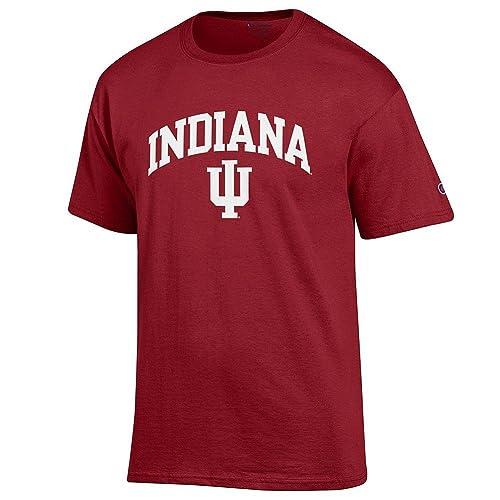 a763195a5 Elite Fan Shop NCAA Men's Team Color Short Sleeve T-Shirt
