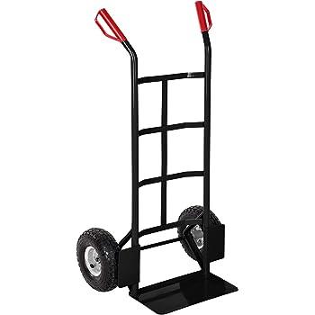 Sackkarre bis 200kg Schubkarre Trolley Profi Transportkarre universal Kisten
