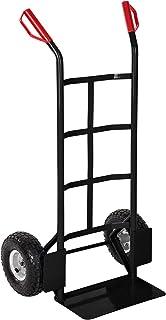 comprar comparacion TecTake CARRETILLA PROFESIONAL CARRITO CARGA - varios modelos - (Carretilla para transporte | 400677)