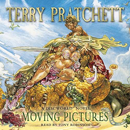 Moving Pictures: (Discworld Novel 10) (Discworld Novels, Band 10)