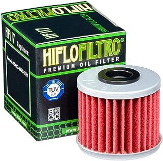 Filtre /à huile Hiflo Noir Racing ZZ-R 600 ZX600E 93-01