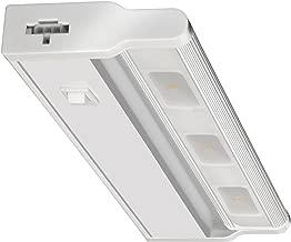 Lithonia Lighting UCLD 12 2700 WH M4 LED 12-Inch Under Cabinet Light, White