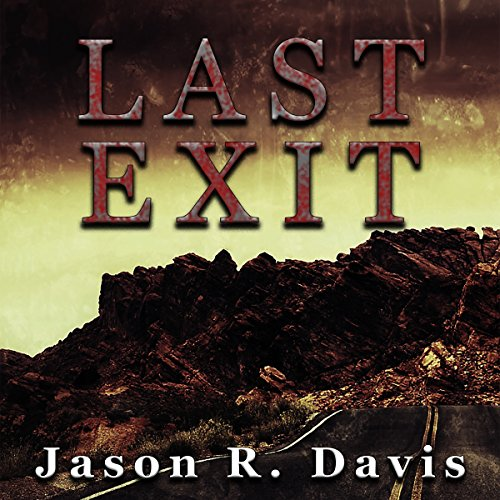 Last Exit audiobook cover art