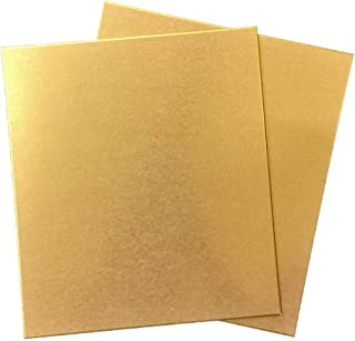 Gold Shikishi Boards 2 pieces