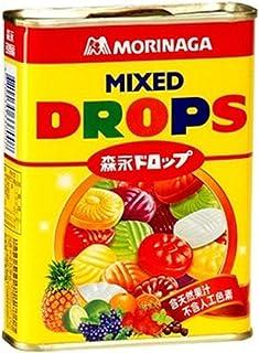 《台湾森永》多樂福水果糖 (黄罐)ミックスドロップ(イエロー缶) 《台湾 お土産》 [並行輸入品]