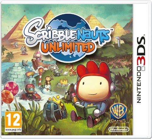 Scribblenauts Unlimited (Nintendo 3DS) [Edizione: Regno Unito]