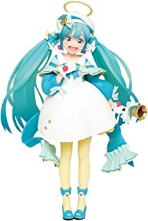 Taito 451085300 Project Diva Hatsune Miku 2nd Season Winter Version Figure, 7""