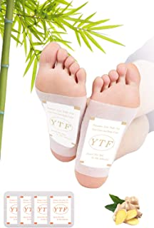 Sponsored Ad - Foot Pads | Ginger Foot Pads for Your Good Feet | Foot and Body Care | Apply, Sleep & Feel Better | All Nat...