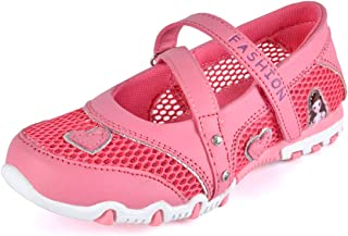 DimaiGlobal Sandalias Cerradas para Niñas Sandalias de Punta Descubierta para Sandalias Zapatos Princesa Sandalias de Vest...