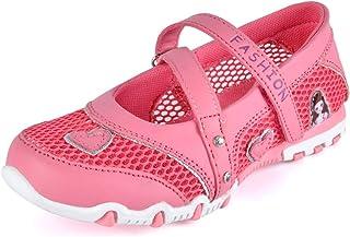 DimaiGlobal Filles Sandales Bout Fermé Été Respirant Chaussures Doux Mode Chaussure de Princesse