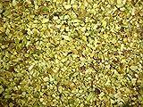 Pistachos picados y crudos | sin sal | 1 kg de pistachos de origen natural | vegano y vegetariano | sin cáscara | pelados y frescos | no tostados | dorimed
