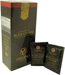 10 Box Organo Gold 100% Certified Organic Ganoderma Gourmet Coffee Black Coffee Express Shipping