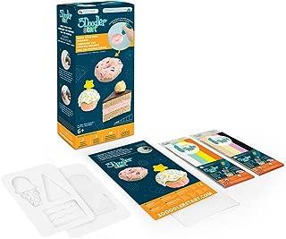 3Doodler Start Make Your Own Desserts Doodlemold Kit (3D Pen Not included)