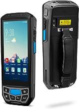 MUNBYN PDA Android Honeywell 7.0 PDA Palm Hosteleria Lector Código de Barras 1D 2D , 5 Pulgadas 3G/ 4G/ GPS/ WIFI Ordenador en Mano 4800 mAh, IP66 para Almacén, Restaurante, Mercado