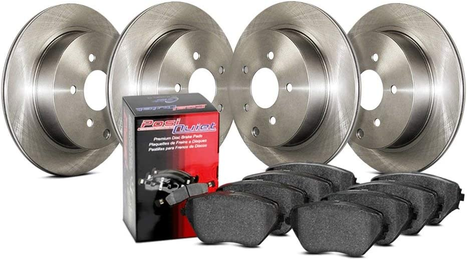 Centric 903.44039 - OE Plus Brake Kit Front Sales for sale And New arrival Rear
