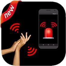 Smart Phone Hand Clap Finder