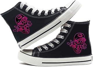 Lil Peep Scarpe Scarpe di Tendenza degli Uomini di Autunno e Le Scarpe delle Donne di Inverno Nuovo Daily High-Top della T...
