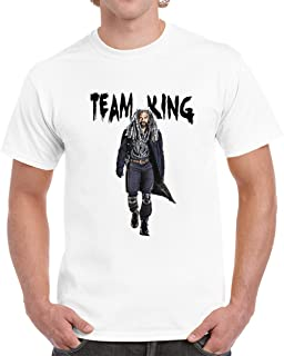 Team King Ezekiel The Walking Dead T-Shirt Khary Payton Zombie Novelty T