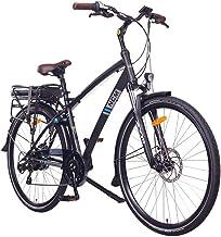 NCM Hamburg Bicicleta eléctrica Urbana, 250W, Batería 36V