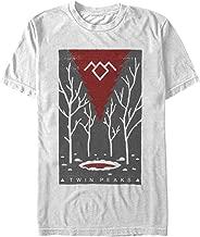 Twin Peaks Men's Black Lodge Entrance T-Shirt