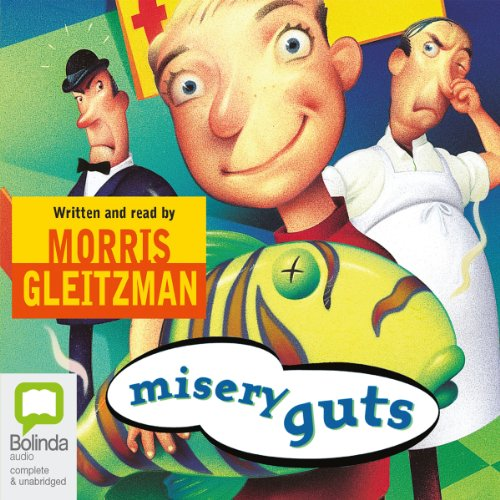 Misery Guts audiobook cover art
