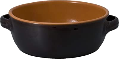 Silva CASSERUOLA-2Manici DESILVA aus Terrakotta, 24cm