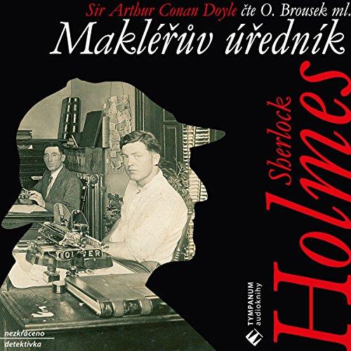Makléřův úředník (Sherlock Holmes 7) audiobook cover art