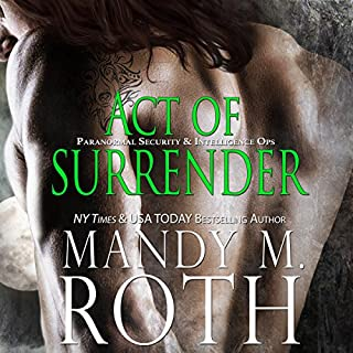 Act of Surrender audiobook cover art