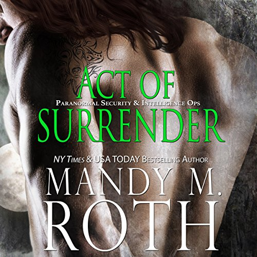 Act of Surrender cover art