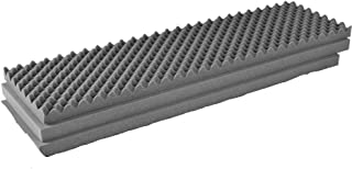 Pelican 1750 replacement foam. Includes 2 solid bottom pieces with 1 convoluted lid foam.