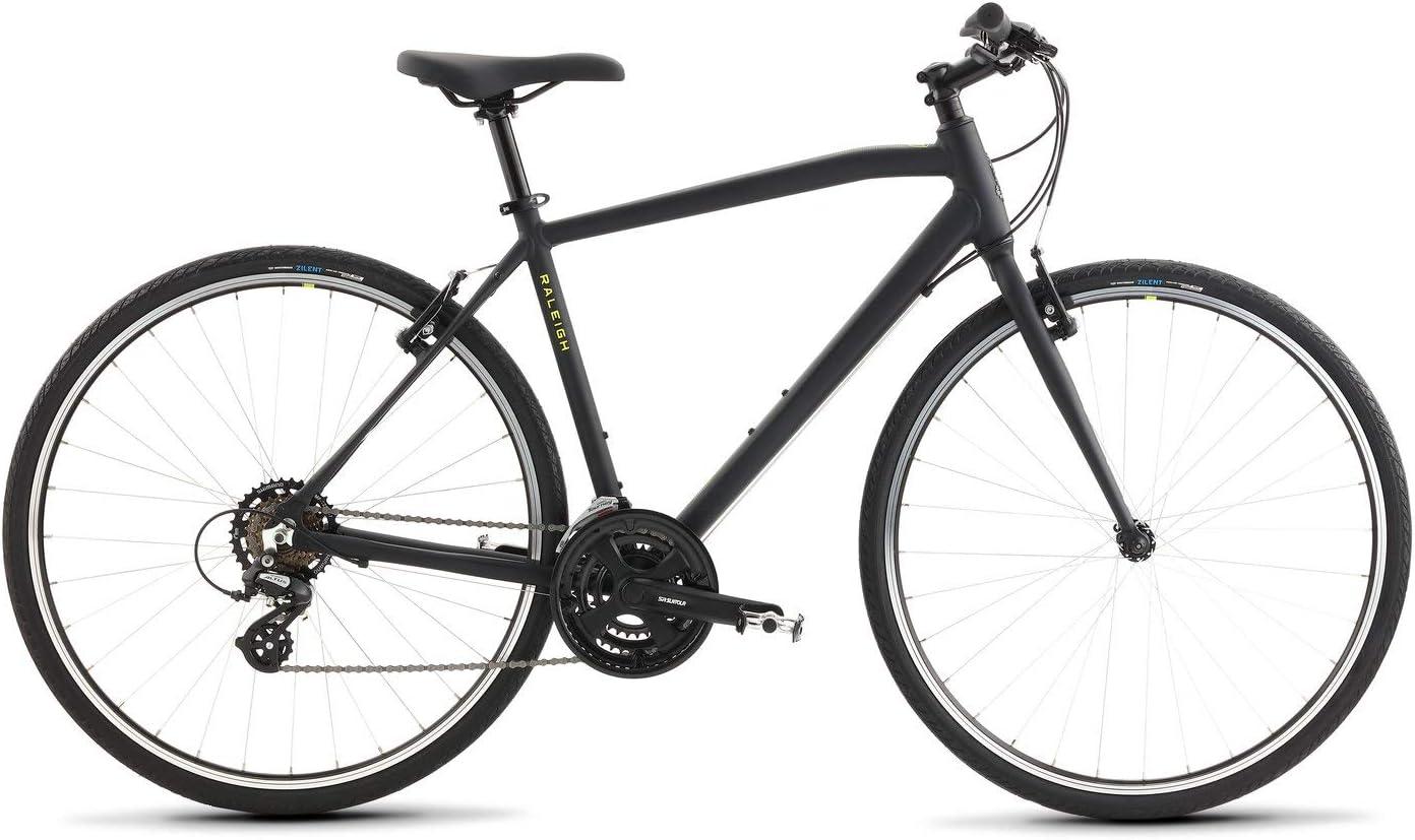 Raleigh Bikes Cadent Hybrid City Commuter
