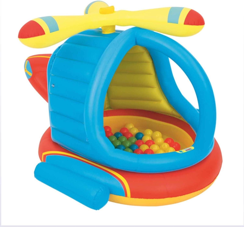 FDSAD Inflatable Kiddie Pools Ranking TOP2 Paddling Shape Helicopter Ki Houston Mall